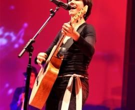 Elisa in concert in Rome