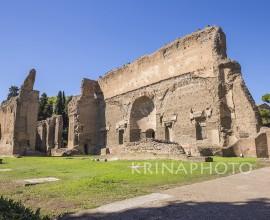 Terme di Caracalla a Roma.