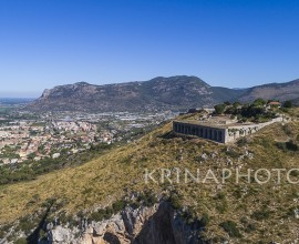 Temple of Jupiter Anxur in Terracina, Italy. Photo by Bruno Sisti made for Krinaphoto.