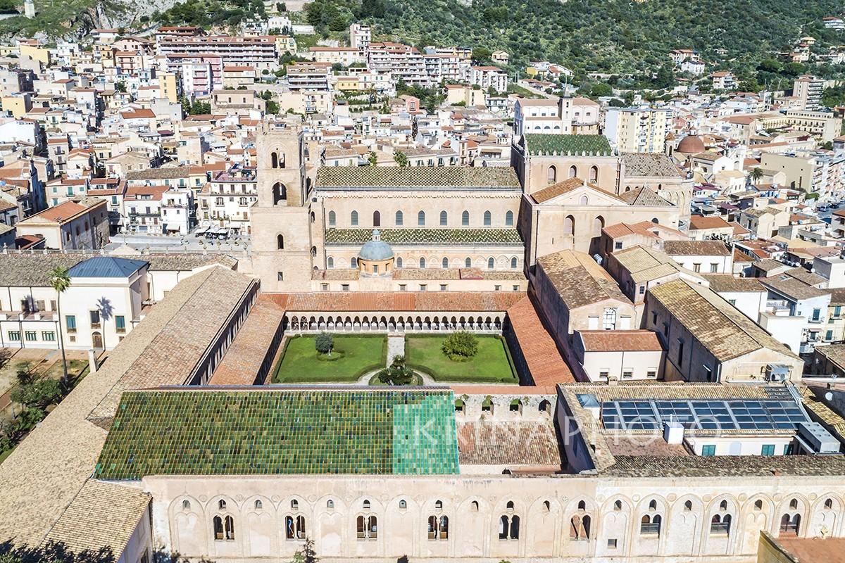 Cattedrale di Monreale - Sicilia