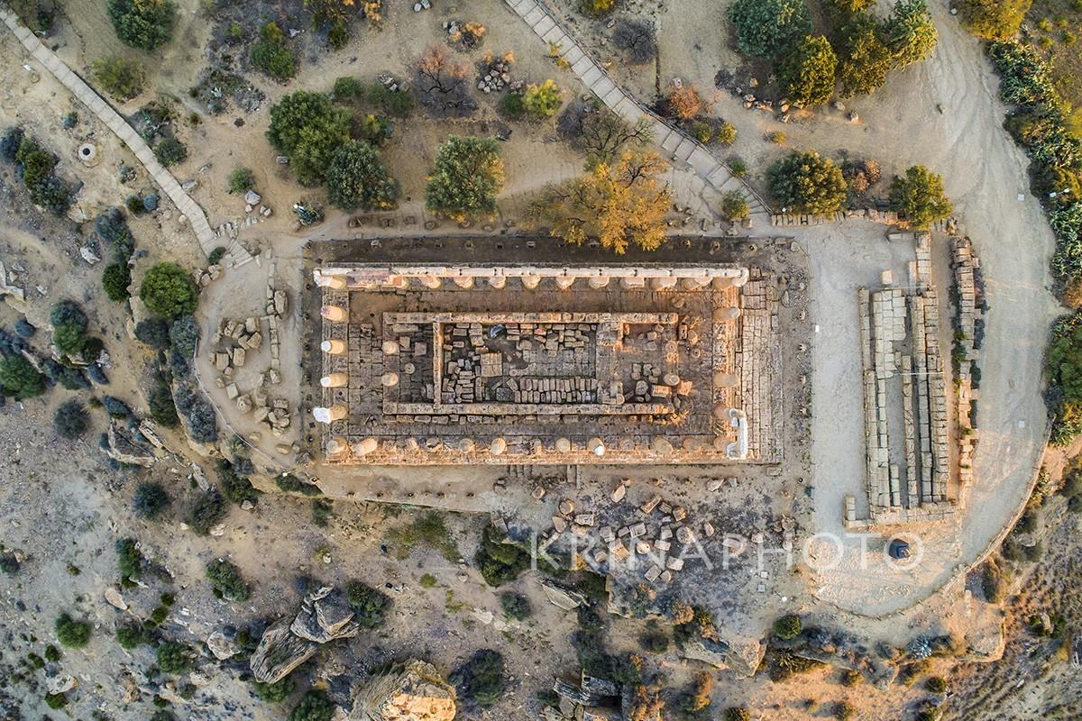 Tempio di Giunone - Valle dei Templi - Agrigento-Sicilia